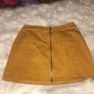 Forever21 zipped skirt